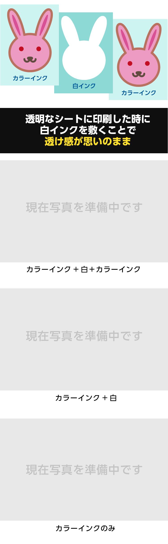 白インク搭載のプリンターのポイントはインクの重ね方